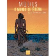 Graphic Novel Moebius - O Mundo de Edem Vol.2 Os Jardins de Edema