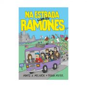 Livro Na Estrada Com os Ramones