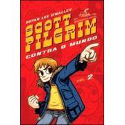 Livro Scott Pilgrim Contra o Mundo Vol.2