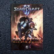 Livro Starcraft 2 Ponto Crítico