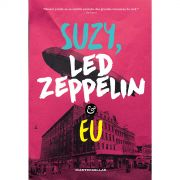 Livro Suzy, Led Zeppelin e Eu