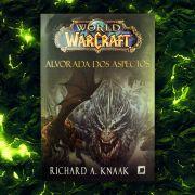 Livro World of Warcraft Alvorada dos Aspectos