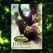 Livro World of Warcraft: Illidan