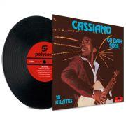 LP Cassiano Cuban Soul: 18 Kilates