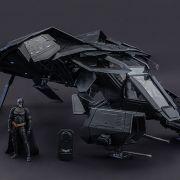 Miniatura Batman TDKR The Bat with Batman