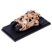 Miniatura Batmóvel Tumbler Camuflado Hot Wheels 1:18