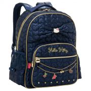 Mochila Hello Kitty Sparkling Blue