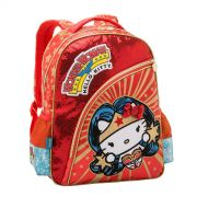 Mochila Hello Kitty Wonder Woman