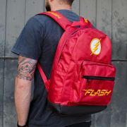 Mochila The Flash Serie Logo