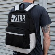 4º Lote Mochila The Flash Serie STAR Laboratories