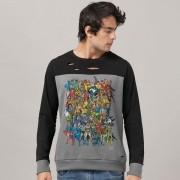 Moletinho Bicolor DC Originals