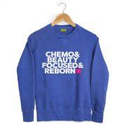 Moletinho QeB Chemo & Beauty Blue