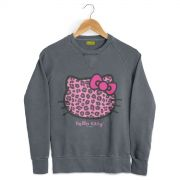 Moletinho Hello Kitty Animal Print