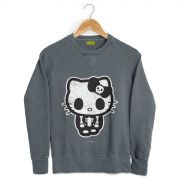 Moletinho Hello Kitty Skull