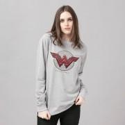 Moletinho Wonder Woman Logo Authentic