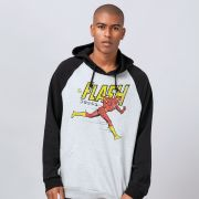 Moletom Raglan The Flash Japanese Run