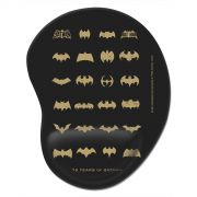 Mousepad Batman 75 Anos Logos Collection