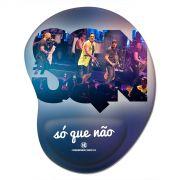 Mousepad Harmonia do Samba Só que Não