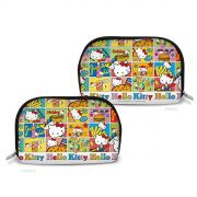 Necessaire Hello Kitty Junk Food HQ