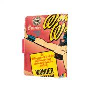 Porta Cart�es Wonder Woman