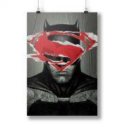 P�ster Batman VS Superman Day VS Night