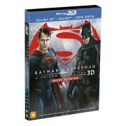 Blu-Ray 3D Batman VS Superman A Origem da Justiça