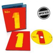 Produto IMPORTADO Blu-ray The Beatles 1