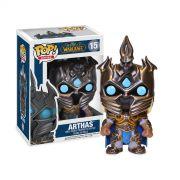 Boneco Funko Pop Games World of Warcraft Arthas