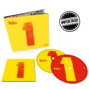 Produto IMPORTADO CD+DVD The Beatles 1 (Ltd. Ed. Gatefold CD digipack)