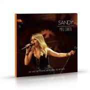 CD Sandy Meu Canto