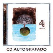 Pré-Venda Combo Biquini Cavadão CD As Voltas Que o Mundo Dá AUTOGRAFADO + Camiseta Masculina + Copo