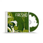 Combo Fresno CD O Rio A Cidade A Árvore + Copo + Camiseta Masculina
