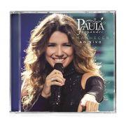 Combo Paula Fernandes CD Amanhhecer Ao Vivo + Camiseta + Copo