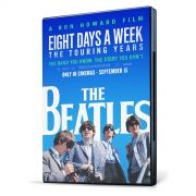 Pré-Venda DVD Nacional The Beatles Eight Days a Week The Touring Years