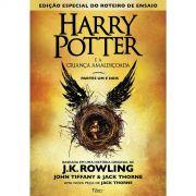 Pr�-Venda Livro Harry Potter e a Crian�a Amaldi�oada Parte 1 e 2 Brochura