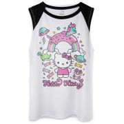 Regata Feminina Hello Kitty Believe in Magic