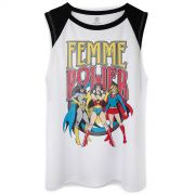 Regata Feminina Power Girls Femme Power