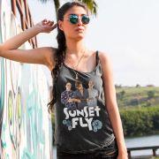 Regatinha Feminina Banda Fly Sunset Photo