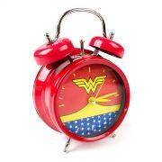 Relógio Despertador Wonder Wolman Clothes
