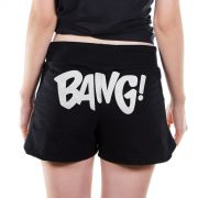 Shorts de Moletom Anitta Bang!