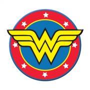 Suporte de Panela Wonder Woman Logo