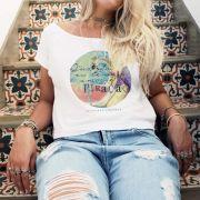 T-shirt Premium Feminina Paula Fernandes Amar é Piração