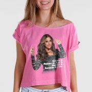 T-shirt Premium Gola Canoa Ivete Sangalo Furacão Baiano