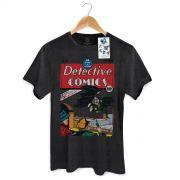 T-shirt Premium Masculina Batman Detective Comics