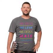 T-shirt Premium Masculina Ivete Sangalo Me Beija