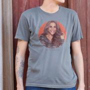 T-shirt Premium Masculina Ivete Sangalo Rainha do Axé