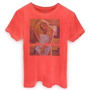 T-shirt Premium Masculina Skank Garota Nacional