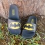 Chinelo Slide DC Comics Batman Logo