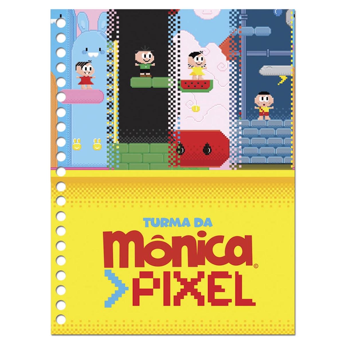Agenda Diária 2016 Turma da Mônica Pixel Mônica