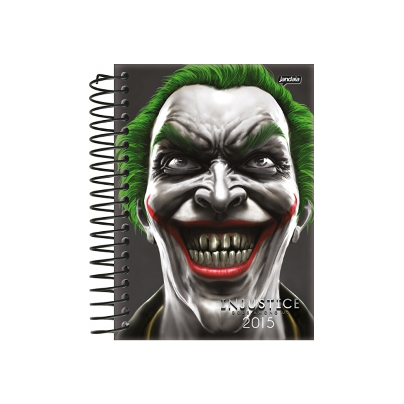 Agenda 2015 Injustice The Joker